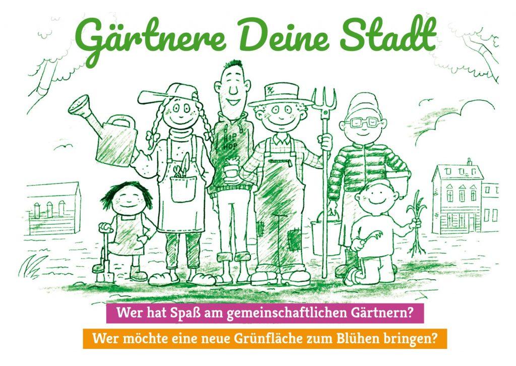 Mitmachen: Neues Garten-Projekt fürs Westend